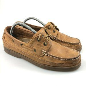 Sperry Mens Authentic Original 2 Eye Boat Shoe 9.5